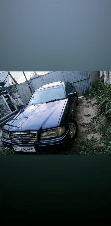 mercedes-benz-l в Кыргызстан: Mercedes-Benz C 180 1.8 л. 1995