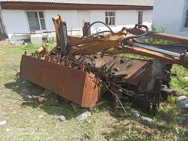 Хоппер ковш - Кыргызстан: Продается Комплект агрегатов ковша, погрузчик итд