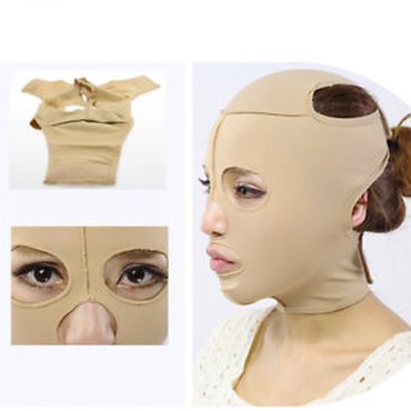 V Shape Face Slimming mask - uz dartildici ve uzunlashdirici