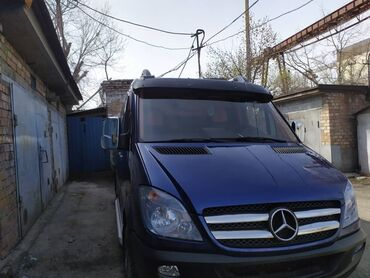 Mercedes-Benz Sprinter 3.2 л. 2008