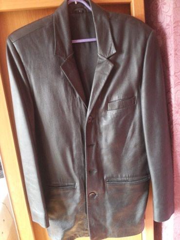 Кожанный пиджак Турция в Бишкек