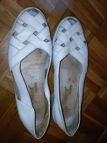 Cna broju - Srbija: Cipele 5 1/2 bro 38