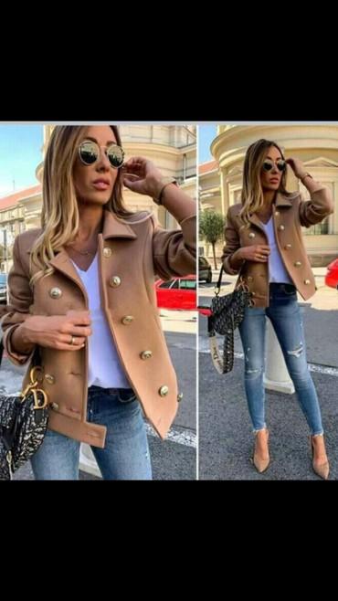 NOVO sa etiketom vise boja divne jaknice ♥♥♥ - Belgrade