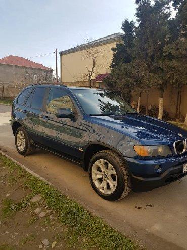 bmw-x5-4-4i-at - Azərbaycan: BMW X5 3 l. 2004 | 290000 km