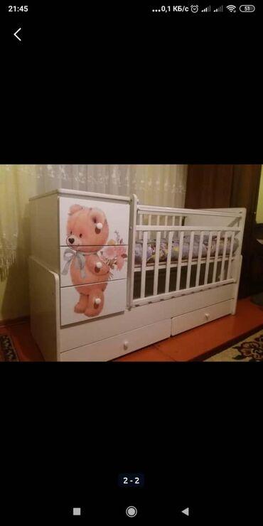Кровати в Ак-Джол: Кровать детская