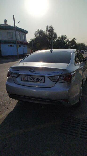 Hyundai - Кыргызстан: Hyundai Sonata 2.4 л. 2012 | 150 км