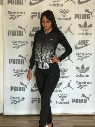 Ženska odeća   Sopot: Nike ženska trenerka crna koplet NOVO veličine S M L XL XXL