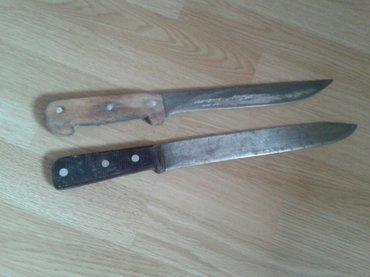 Sumqayıt şəhərində Qəssab bıçaqları və baltası satılır.