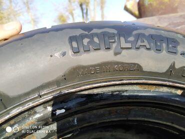 4 114 3 диски в Кыргызстан: Докатка ( таблетка ). Стояла на Ниссан. Разболтовка 4/114,3. Диаметр