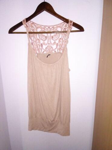 Majica velicina m - Srbija: Amisu New Yorker, puder roze bluza velicina 38