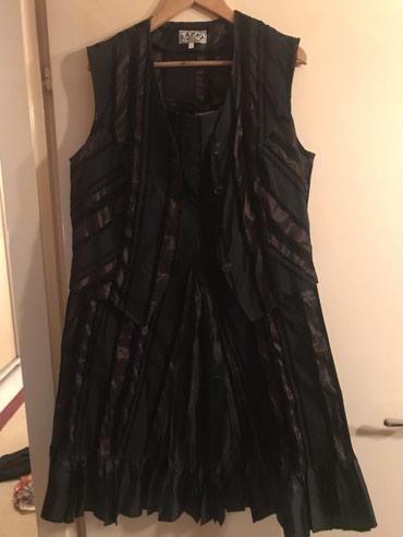 Duga suknja sa prslukom 52 velicina - Nis