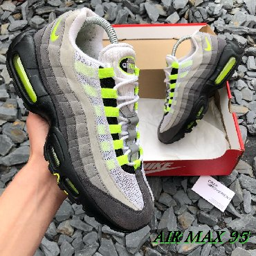 ▂ ▃ ▅ ▆ █ AIR MAX 95 OG NEON █ ▆ ▅ ▃ ▂▂ ▃ ▅ ▆ █ MADE IN VIETNAM █ ▆ ▅