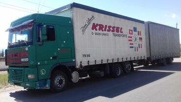 Грузовики - Кыргызстан: Срочно продаю Даф (ретарда) в хорошем состоянии 131куб
