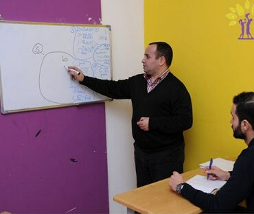 Ərəb/ fars dili kursları. dərslər fərdi̇ onlay formada xaricdə təhsil