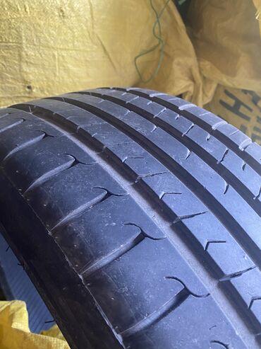 Продаю летние шины FIREMAX 245-45/R19 б/у