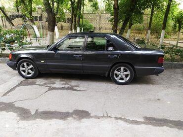 продам гос номер бишкек в Кыргызстан: Mercedes-Benz W124 2 л. 1989