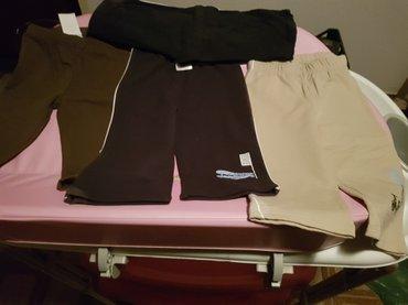Dečije jakne i kaputi | Negotin: Trenerke nove sve za 800 4 para broj 80