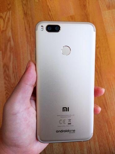 5 barmaq - Azərbaycan: İşlənmiş Xiaomi Mi A1 32 GB Bej