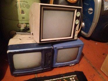 Маленкие телевизоры 3шт в Бишкек