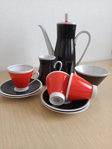 Остатки от кофейного сервиза FREIBERGER, ГДР