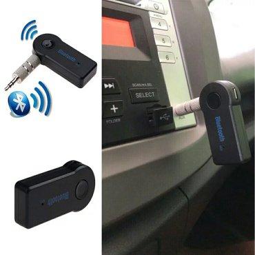 Bakı şəhərində Car Aux Bluetooth vasitesi ile istediyiniz mahniya qulaq asa zenglere