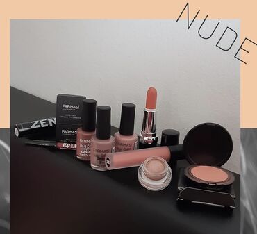 Nude nijanse za lagan, prolecni look. Nijanse lakova: Light Ruby