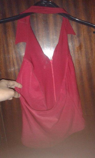 Majica goa - Srbija: Majica gola ledja