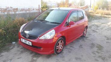 черная honda в Кыргызстан: Honda Fit 1.5 л. 2003 | 206000 км