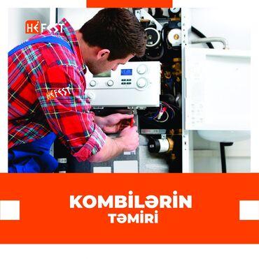bakcel alov - Azərbaycan: Təmir | Kombi | Zəmanətlə, Evə gəlməklə