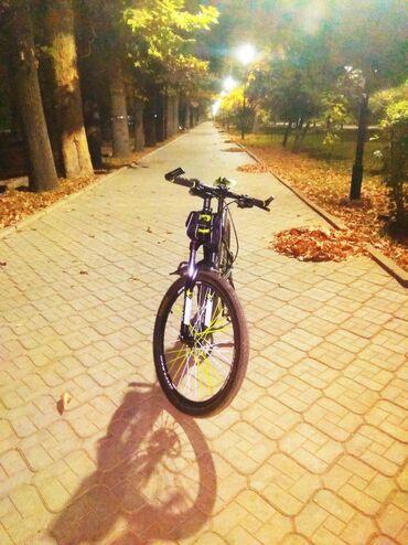 Продаю велосипед, (SixFlags) 26 колесаНа гидравлических тормозах, есть