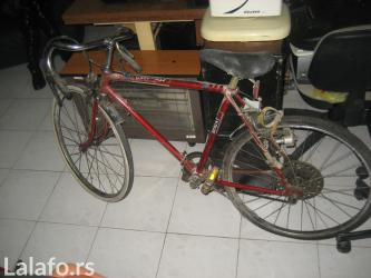 Bicikl trkacki neispitan 2499din zamena - Beograd