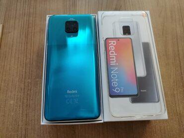 телефон флай iq4415 quad в Азербайджан: Б/у Xiaomi Note 9 Pro 64 ГБ Зеленый