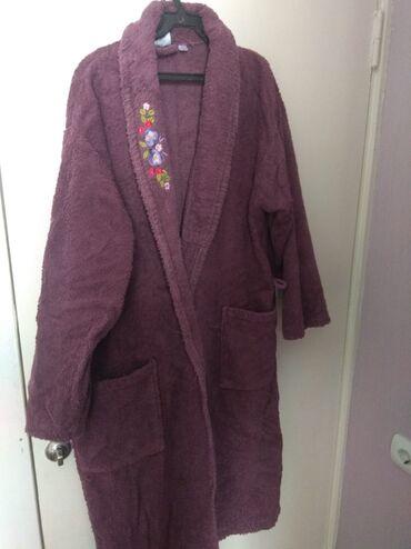 Домашние костюмы - Кыргызстан: Продаю 2 махровых халата 44-46 р каждый