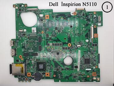 Dell Inpirion N5110 noutbukunun ana platası➤ işlək deyil, donor kimi