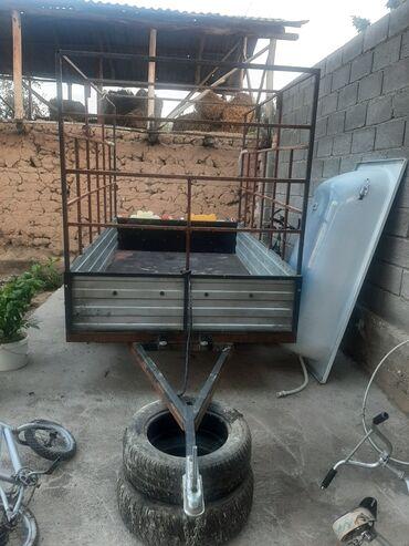 Автозапчасти и аксессуары в Базар-Коргон: Прицепы