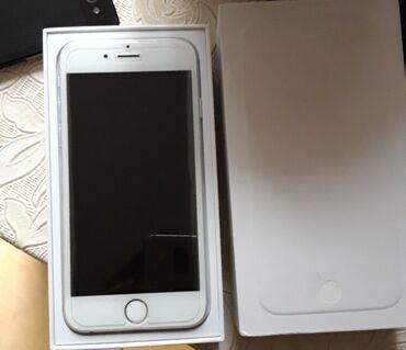 Apple Iphone - Azərbaycan: İşlənmiş iPhone 6 64 GB Gümüşü