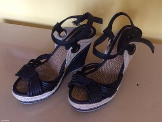 Sandale emelie strandberg, odlicno stanje, vvelicina 37, prodaju se