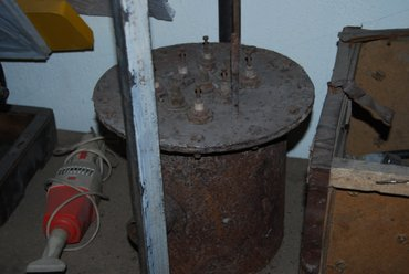 Продаю электро-котел с тенами в рабочем состояние не дорого в Покровка