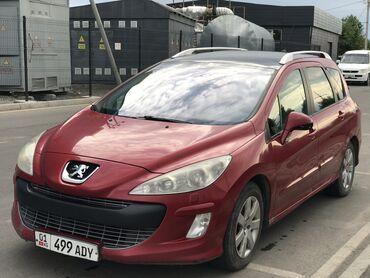Peugeot - Кыргызстан: Peugeot 308 1.6 л. 2008 | 200000 км