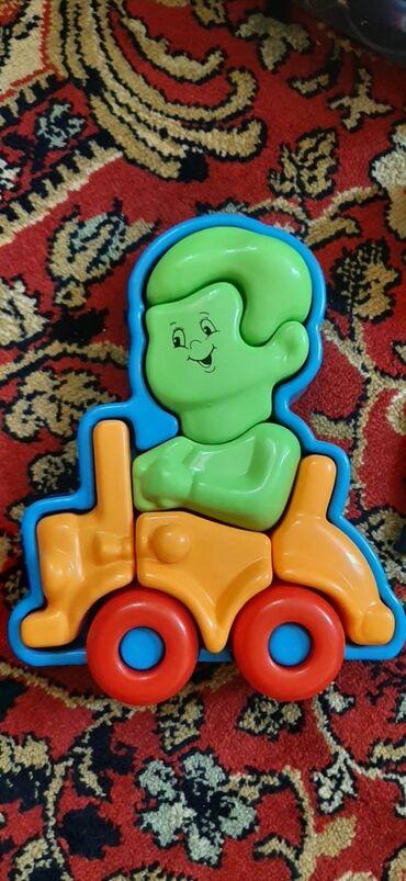 Детский мир - Ош: Игрушки развившки для малышей от 1го до 5лет
