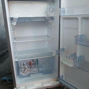 купить-холодильник-для-мороженого-бу в Кыргызстан: Новый Однокамерный Серый холодильник Avest