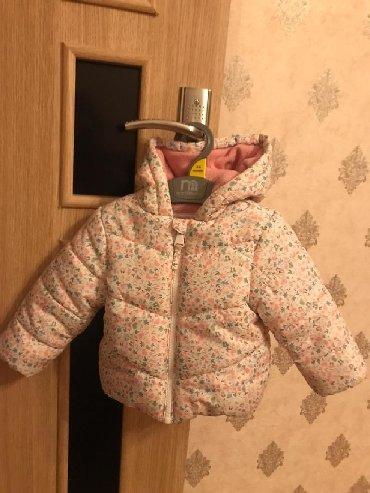 белье для девочек в Азербайджан: Куртка Mothercare для девочки. 3-6 месяцев. В отличном состоянии