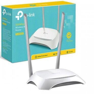 - Azərbaycan: N300 Wi-Fi Router 300 Mbit / s-ə qədər simsiz məlumat ötürmə sürəti -