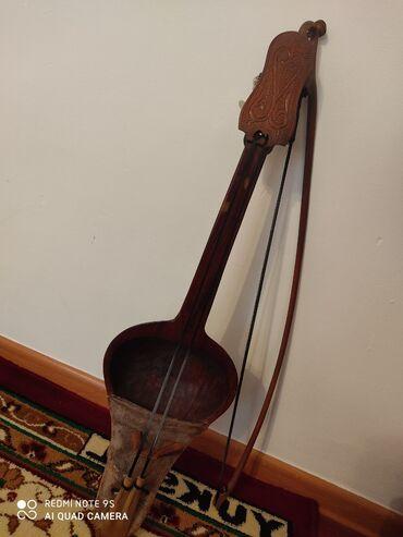 Скрипки - Кыргызстан: Продается кыл кыяк.(уста Марат Берикбаев).в идеальном состоянии