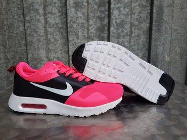 Nike Air Max Tavas Crno-Roze-Prelepe! Br. 36-41-NOVO!Hit - Nis