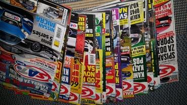 Ostalo | Sremska Mitrovica: Casopisi o automobilima. auto bild od 2011 god pa do 2017,auto