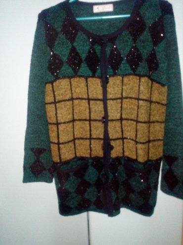 Predivan džemper, može da se nosi i na helanke kao tunika, topao, - Valjevo