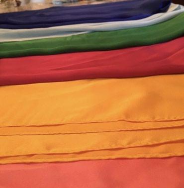 Шелковые шарфы ;размер 1.40*0.90;всех цветов радуги;самый необходимый