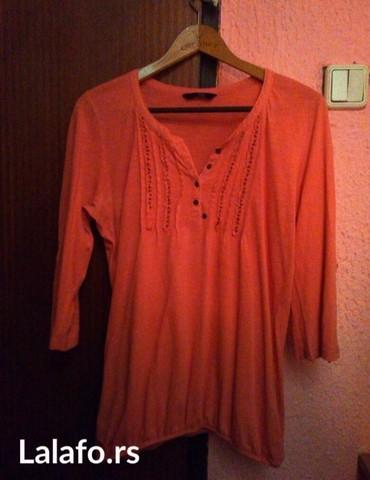 Velic da - Srbija: Original majica, L velicine. Rukavi mogu da se podignu i da se spuste