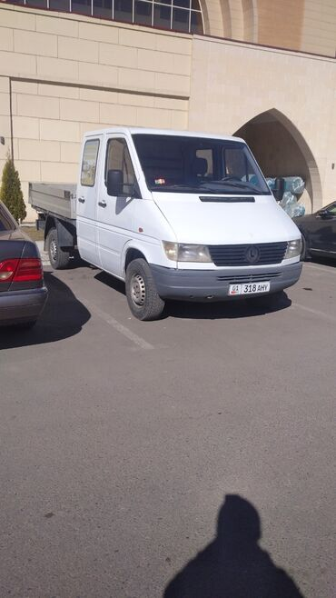 Mercedes-Benz Sprinter 2.3 л. 1998 | 174400 км